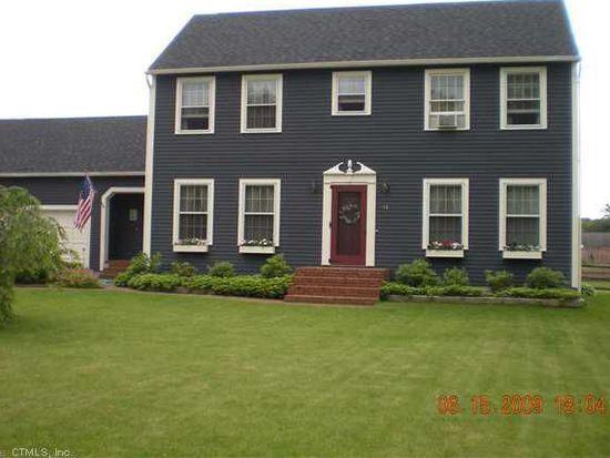 43 Heritage Ln East Hartford Ct 06118 Zillow