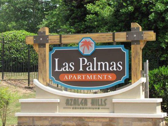 Las Palmas Apartments Norcross Ga