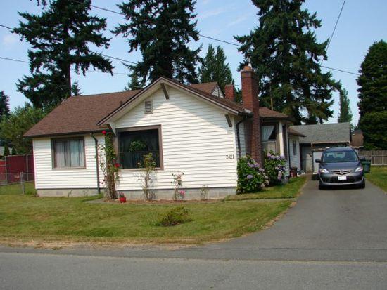 2421 Monroe Ave, Everett, WA 98203 | Zillow on
