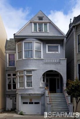 1640 fulton st san francisco ca 94117 zillow for Fulton homes design center phone number