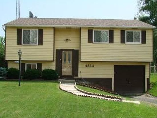 4853 Catalina Dr Toledo Oh 43615 Zillow