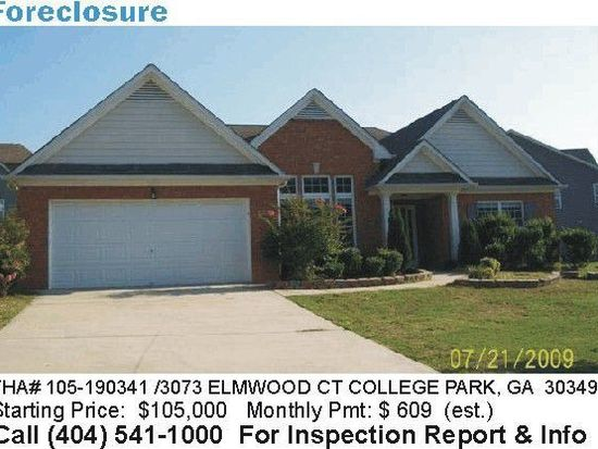 3073 Elmwood Ct Atlanta GA 30349