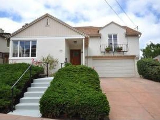 44 Jerome Ave Piedmont Ca 94611 Zillow