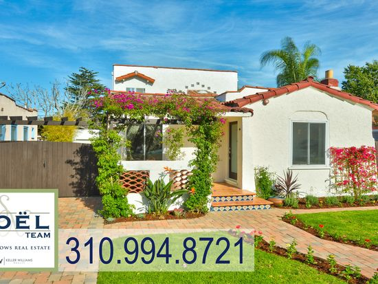 4160 Mcconnell Blvd Los Angeles Ca 90066 Zillow