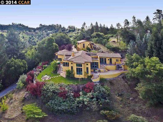 5 Valley View Ln Orinda Ca 94563 Zillow