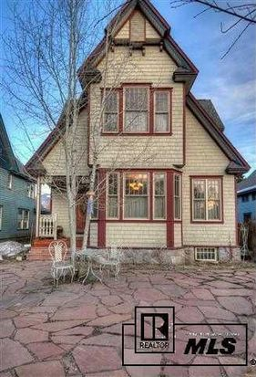 312 9th St Steamboat Springs Co 80487 Zillow