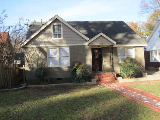 1820 Netherwood Ave Memphis Tn 38114 Zillow