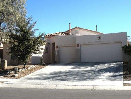 5294 N Fairway Heights Dr Tucson Az 85749 Zillow