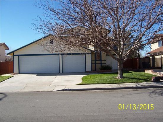 45859 Picadilly St, Lancaster, CA 93534 | Zillow