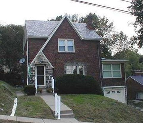 307 Birch Ave Pittsburgh Pa 15228 Zillow
