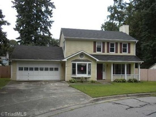 2804 manor house ct greensboro nc 27407 zillow for Exterior painting greensboro nc