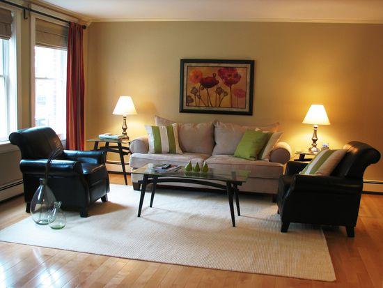 Living Room 6 Portland 211 vaughan st # 6, portland, me 04102 | zillow