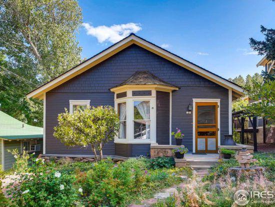 Amazing 10 Chautauqua Park Boulder Co 80302 Zillow Download Free Architecture Designs Terstmadebymaigaardcom