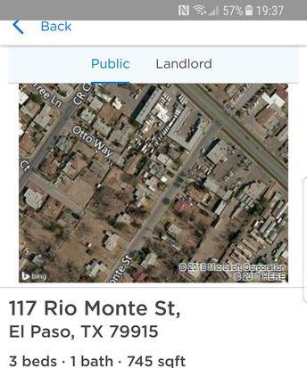 79915 Zip Code Map.117 Rio Monte St El Paso Tx 79915 Zillow