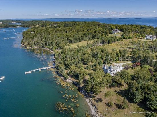 903 Pendleton Point Rd Islesboro Me 04848 Zillow