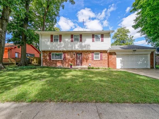8516 skyway dr indianapolis in 46219 zillow rh zillow com