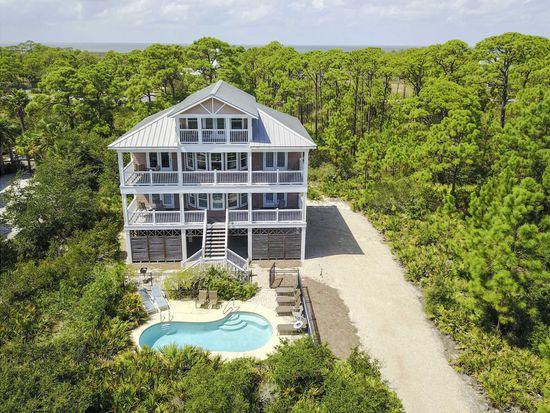 Zillow St George Island Florida