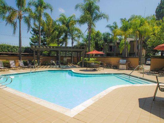 Seapointe Apartment Homes One Bedroom Floorplan 1380 Village Way Costa Mesa Ca 92626