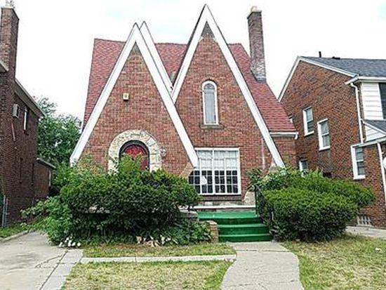 18961 Cherrylawn St, Detroit, MI 48221 | Zillow on