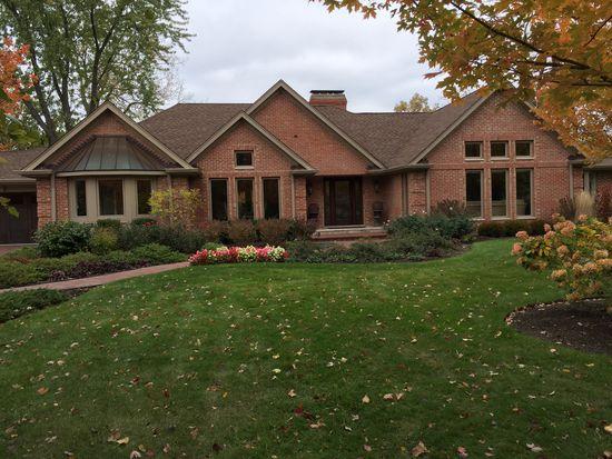 Reduced 50k Expansive Ranch Home With 5 Car Garage: 1400 Burr Oak Dr, Glenview, IL 60025
