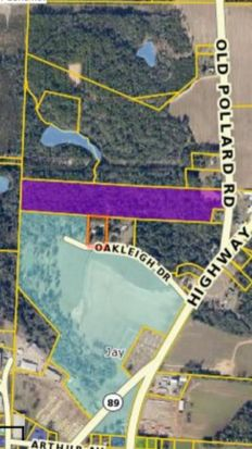 6402 Old Pollard Rd Jay Fl 32565 Zillow