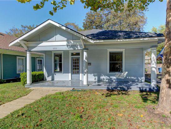 Enjoyable 5511 Worth St Dallas Tx 75214 Zillow Home Interior And Landscaping Ponolsignezvosmurscom