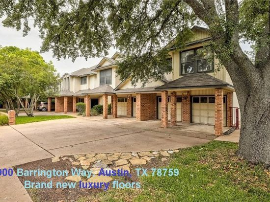 11900 Barrington Way Austin Tx 78759 Zillow
