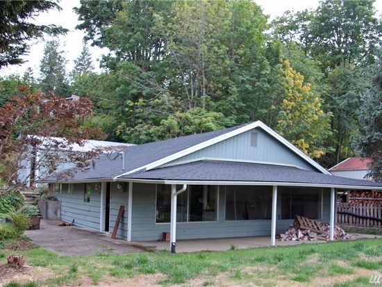 Little House With 1 Car Garage For Sale In Shelton Wa: 291 SE Bayview Rd, Shelton, WA 98584