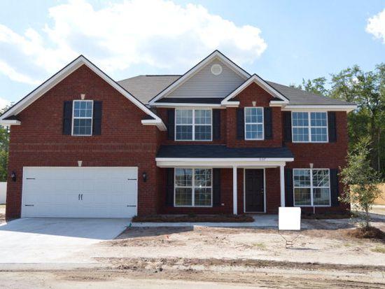 1137 Creekside Cir Hinesville GA 31313