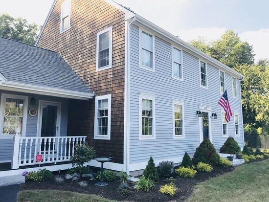 1840 Pine Hill Rd North Dighton Ma 02764 Zillow