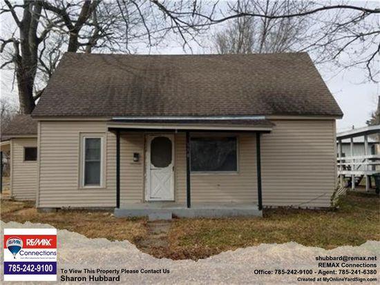 118 N Rigdon St, Richmond, KS 66080   Zillow