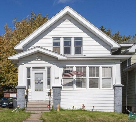5801 Olney St Duluth Mn 55807 Zillow