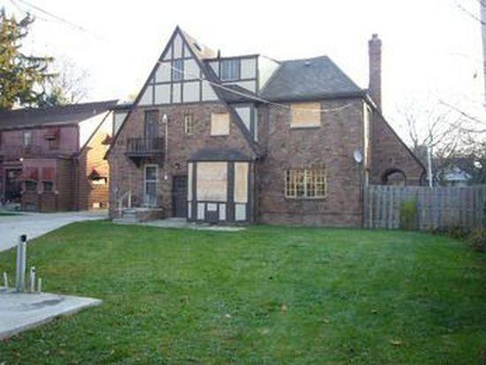 Property For Sale North Rosedale Park Detroit
