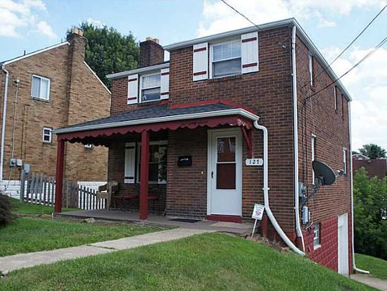 127 Van Wyck Ave Pittsburgh Pa 15227 Zillow