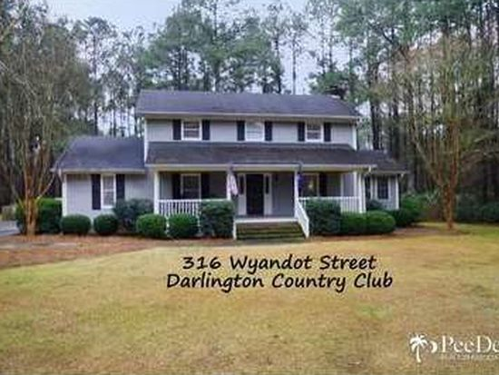 316 Wyandot St Darlington SC 29532