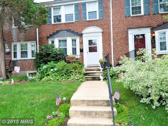104 Overbrook Rd, Baltimore, MD 21212 | Zillow
