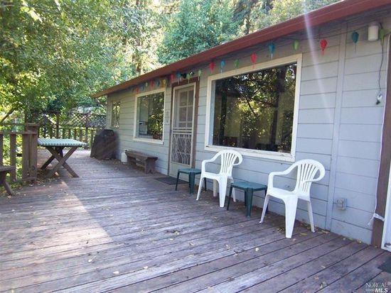California Forestville 95436 12121 Summerhome Park Road