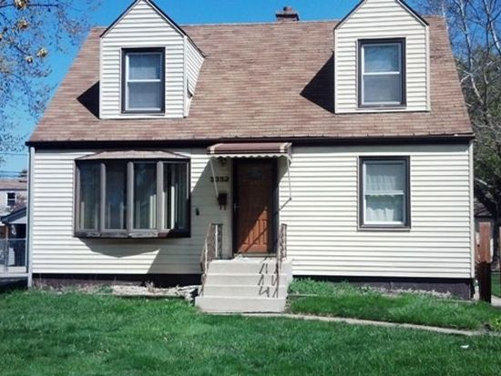 5352 W 91st St Oak Lawn Il 60453 Zillow