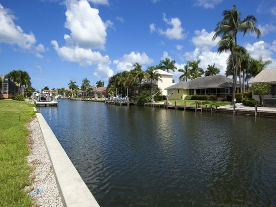Homes For Sale On Marco Island Near Lamplighter Ct