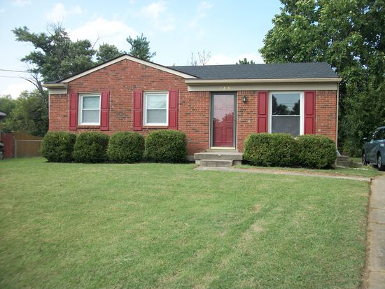 128 Sitka Ct Louisville Ky 40229 Zillow