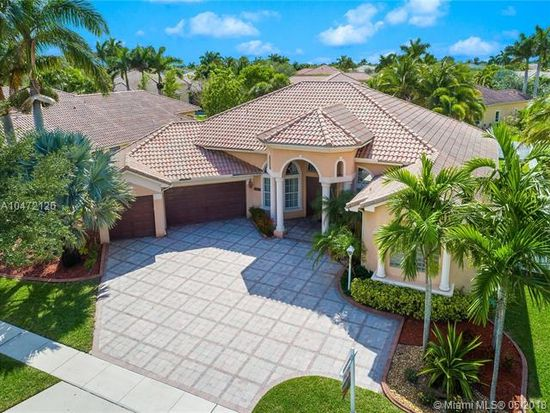 Superieur 1190 NW 137th Ave, Pembroke Pines, FL 33028 | Zillow