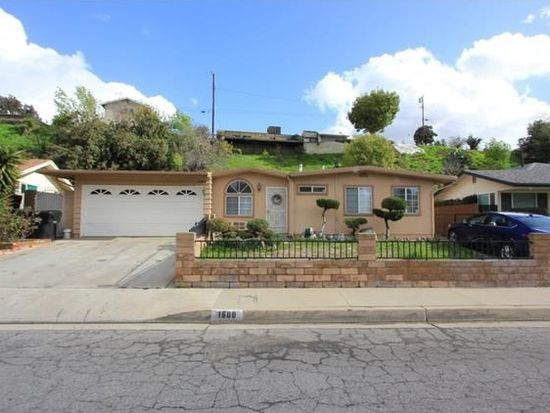 1600 Loma Verde St Monterey Park CA 91754