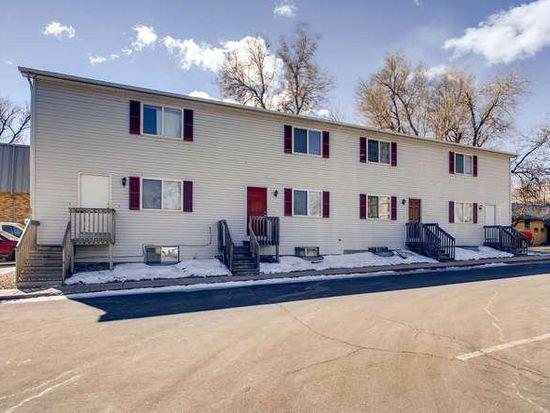 319 Mathews St Apt B Fort Collins Co 80524