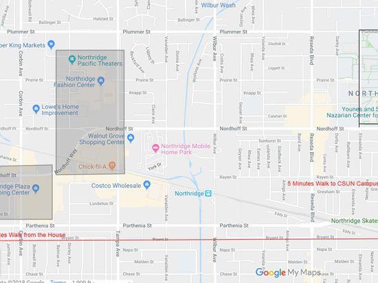 8816 Chimineas Ave, Northridge, CA 91325 | Zillow