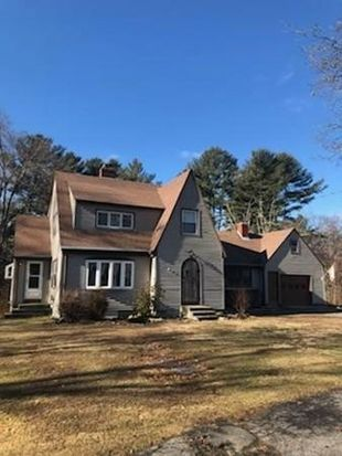 166 Walker St North Dighton Ma 02764 Zillow