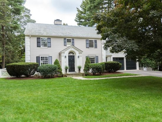 21 Ordway Rd, Wellesley, MA 02481 | Zillow