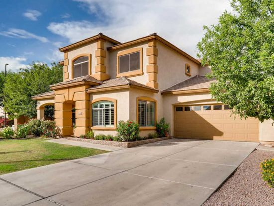 1372 E Canyon Creek Dr Gilbert Az 85295 Zillow