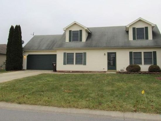 122 Westwood Ct Hicksville Oh 43526 Zillow