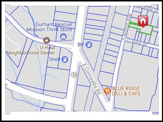 3421 S Alston Ave, Durham, NC 27713 | Zillow Durham Nc Zip Code Map on