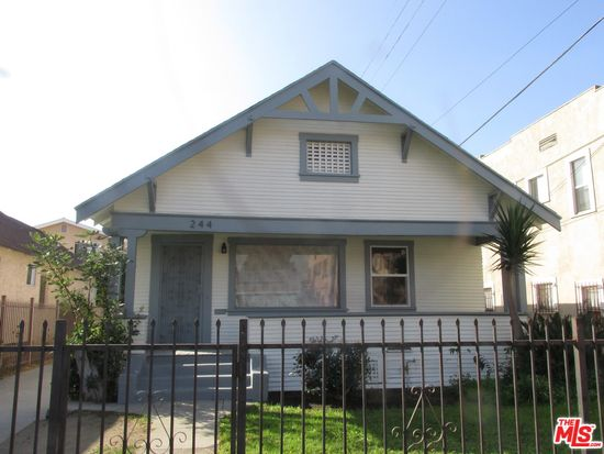244 w 49th st los angeles ca 90037 zillow